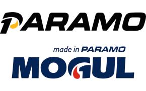 Paramo a Mogul mají nová loga s kapkou