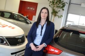 Kia Motors Czech reorganizes marketing department