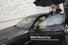 BMW se opět chystá do Karlových Varů