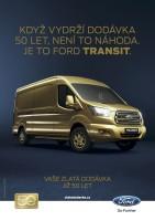 Ford startuje kampaň na užitkové vozy