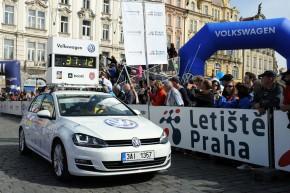 Volkswagen startuje Maratonský víkend 2015