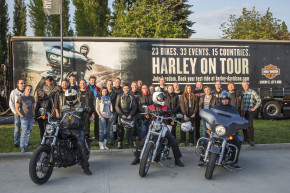 Prague's Harley-Davidson in charge of Ukraine