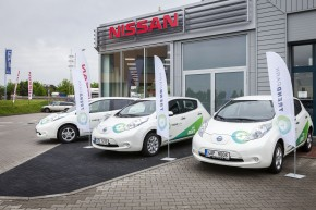 Nissan Europe exec sees 20% EV share by 2020