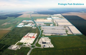 Prologis begins two new speculative developments in Bratislava