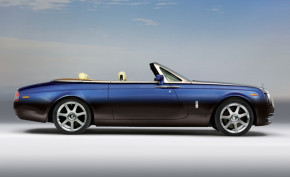 Rolls-Royce Dawn makes its debut in Vienna