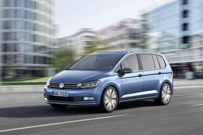 Prodejci VW zahájili předprodej Touranu