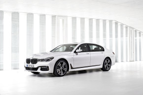 New BMW 7 series focuses on comfort to beat S class