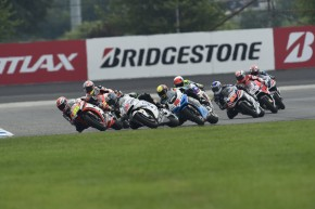 Bridgestone zve do Brna na MotoGP