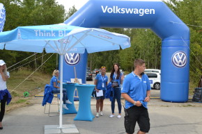Volkswagen organizes Driving Day for clients