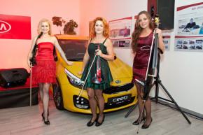 Autobond otevřel největší salon Kia v ČR
