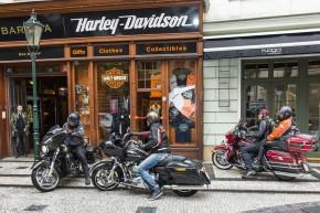 Dealeři Harley-Davidson chystají Open House