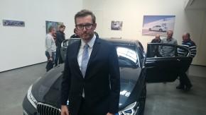 BMW řady 7 se předvedlo v galerii Hauch