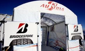 Bridgestone opět sponzoruje alpské lyžování