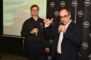 Opel předvedl porotcům novou Astru