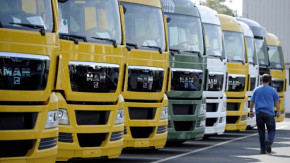 Smart trucks will hit European roads