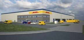 DHL chce nové distribuční centrum v Chebu