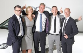 Czech Audi has a new communications team