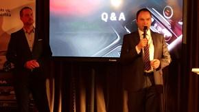 Kia: Čepička ukázal novou Optimu v cihelně