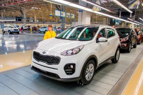 PSA, Kia forecast higher production in Slovakia