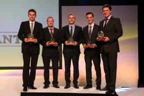 Motorsport winners announced at Top Hotel Prague