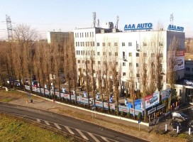 AAA Auto jde do Liptovského Mikuláše a Budaörsu