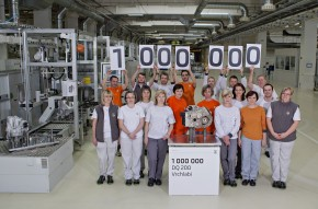 Škoda produces one million DQ 200 Gearboxes
