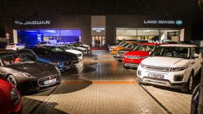 Jaguar Land Rover otevřel centrum v Ostravě