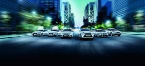 Lexus měl v Česku rekordní pololetí