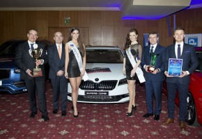 Car of the Year 2016 in the CR: Skoda Superb