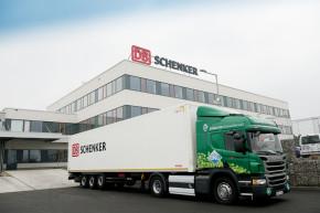 DB Schenker bude kupovat auta na CNG