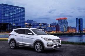 Prodejci Hyundaie nabízejí nový Santa Fe