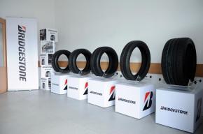 Bridgestone letos v prvovýbavě u 15 modelů