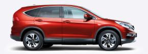 Diesel Hondy CR-V stlačil emise díky převodovce