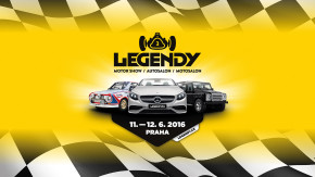 Legendy 2016 will show race cars in Prague