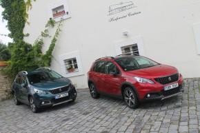 Peugeot ukázal nové modely v Tuchoměřicích