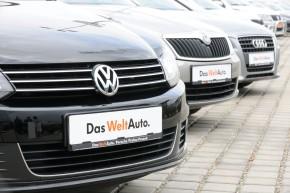 Das WeltAuto loni v ČR prodalo 18 808 ojetin