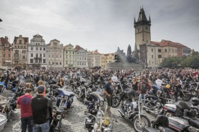 Harley-Davidson will celebrate 115th Anniversary in Prague