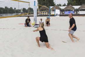 Prologis serves up fun at Beach Volleyball Tournament