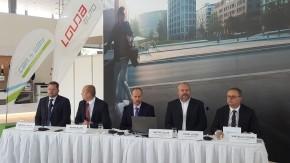 Louda opened new showrooms in Prague