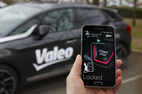 Valeo chce virtuální klíč od Gemalta