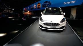 Ford ukázal v Kolíně nad Rýnem novou Fiestu