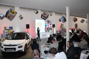 Citroën představil novou C3 v galerii v Karlíně