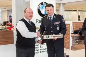 Czech police buys 135 BMW motorbikes