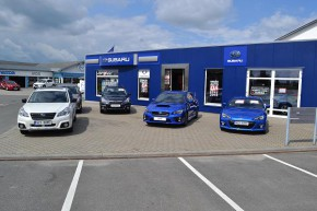 Subaru navýšilo výrobní kvótu pro ČR