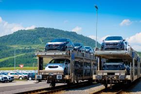Kia slaví 10 let výroby na Slovensku