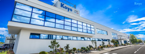 Školení zaměstnanců v Koyo má stříbro
