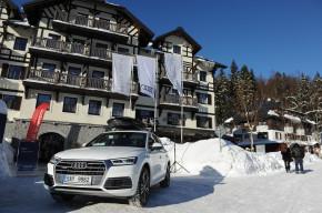 Velek: Audi pokračuje ve Špindlerově Mlýně