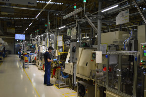 Koyo Bearings invests in Olomouc
