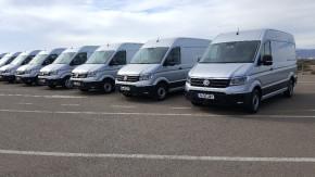 Nový VW Crafter bude v Česku na jaře
