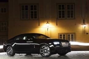 Rolls-Royce at Vienna Motor Show 2017